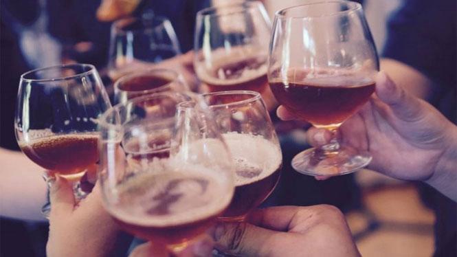 Hou Stand Borrel / Drinks