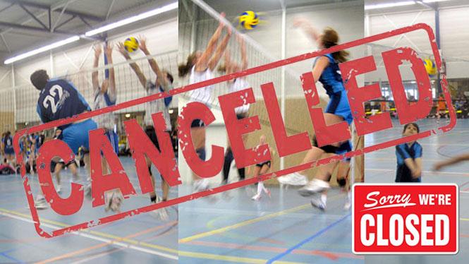 19 December Is Sportcentrum West Gesloten / Hou Stand Kerst-Mix-toernooi Gaat Niet Door.
